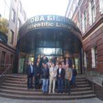 Засідання завідувачів кафедр ЗВО України з напрямку цивільна безпека